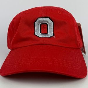 Ohio State Buckeyes Cap NWT All Embroidered